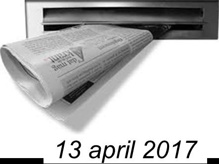 brievenbus krant 13-04-2017