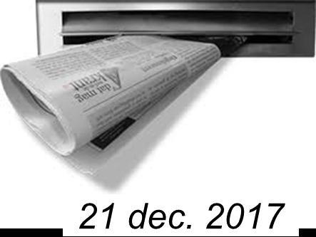 brievenbus krant 21-12-2017